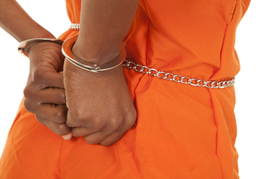orange jail jumpsuit